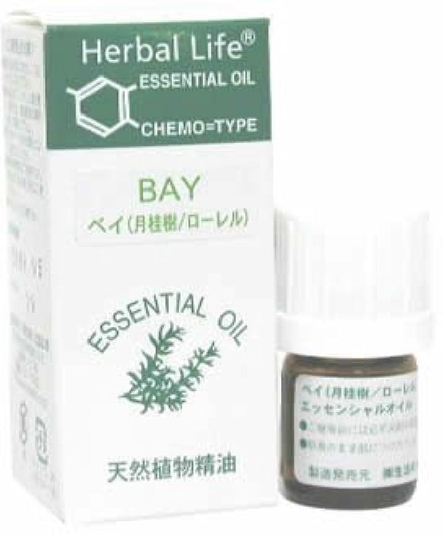 和らげる小道加害者Herbal Life ベイ(ローレル 月桂樹) 3ml