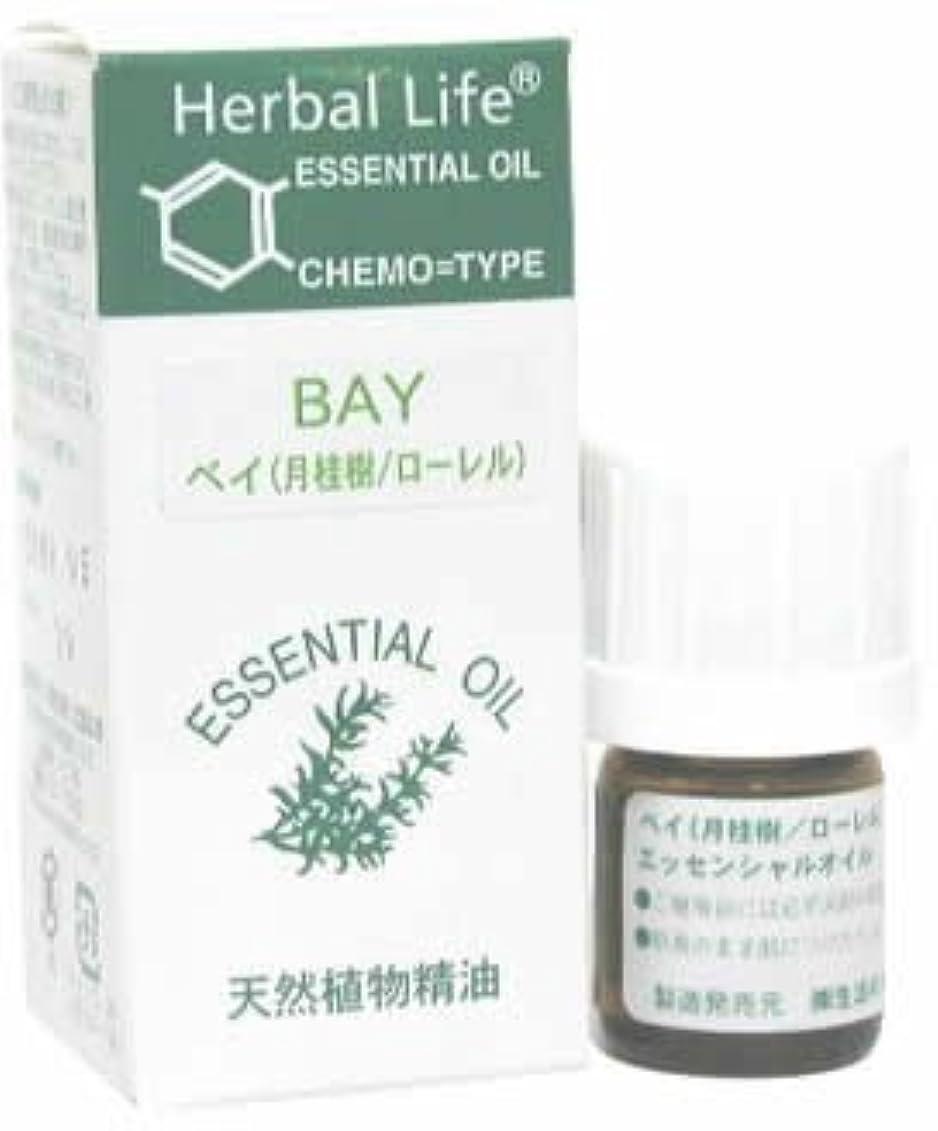 バースしなければならない田舎Herbal Life ベイ(ローレル 月桂樹) 3ml