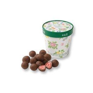 六花亭 ストロベリーチョコ ミルク