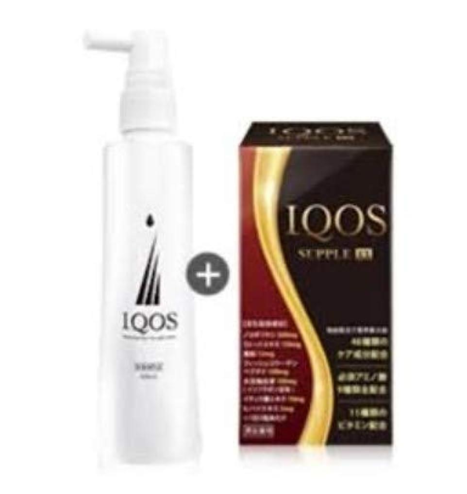 IQOSイクオス+IQOSイクオスサプリEX