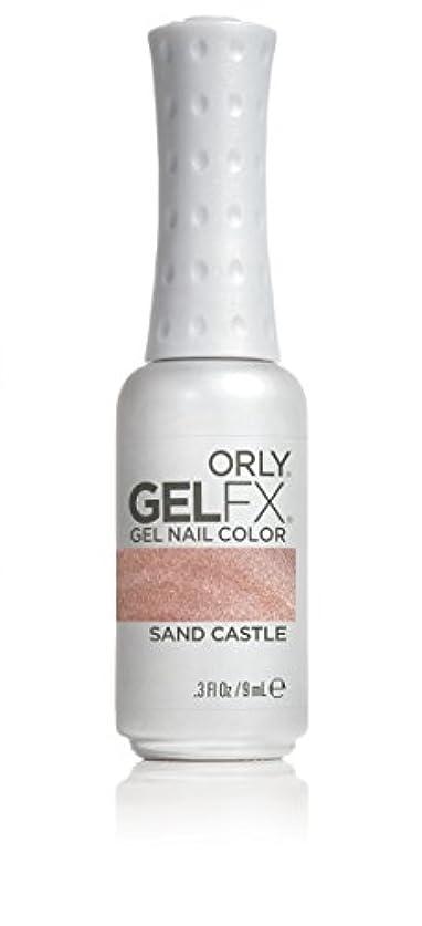 伝統段階歪めるOrly GelFX Gel Polish - Sand Castle - 0.3oz / 9ml