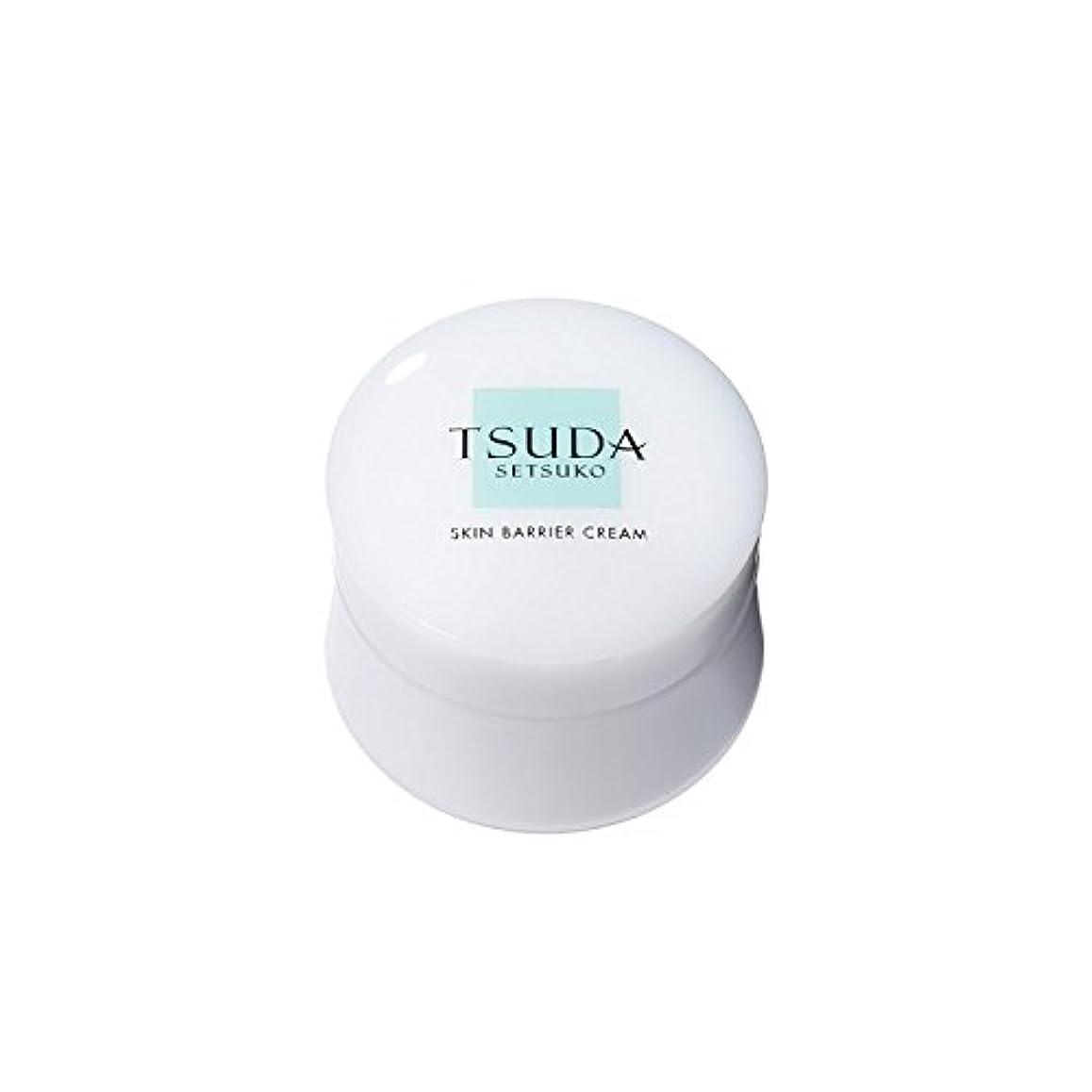 コンベンションビジョン影響力のあるTSUDA SETSUKO スキンバリアクリーム
