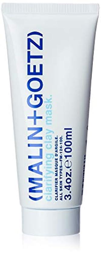 アクロバット歴史繊毛MALIN+GOETZ Clarifying Clay Mask 100ml/3.4oz並行輸入品