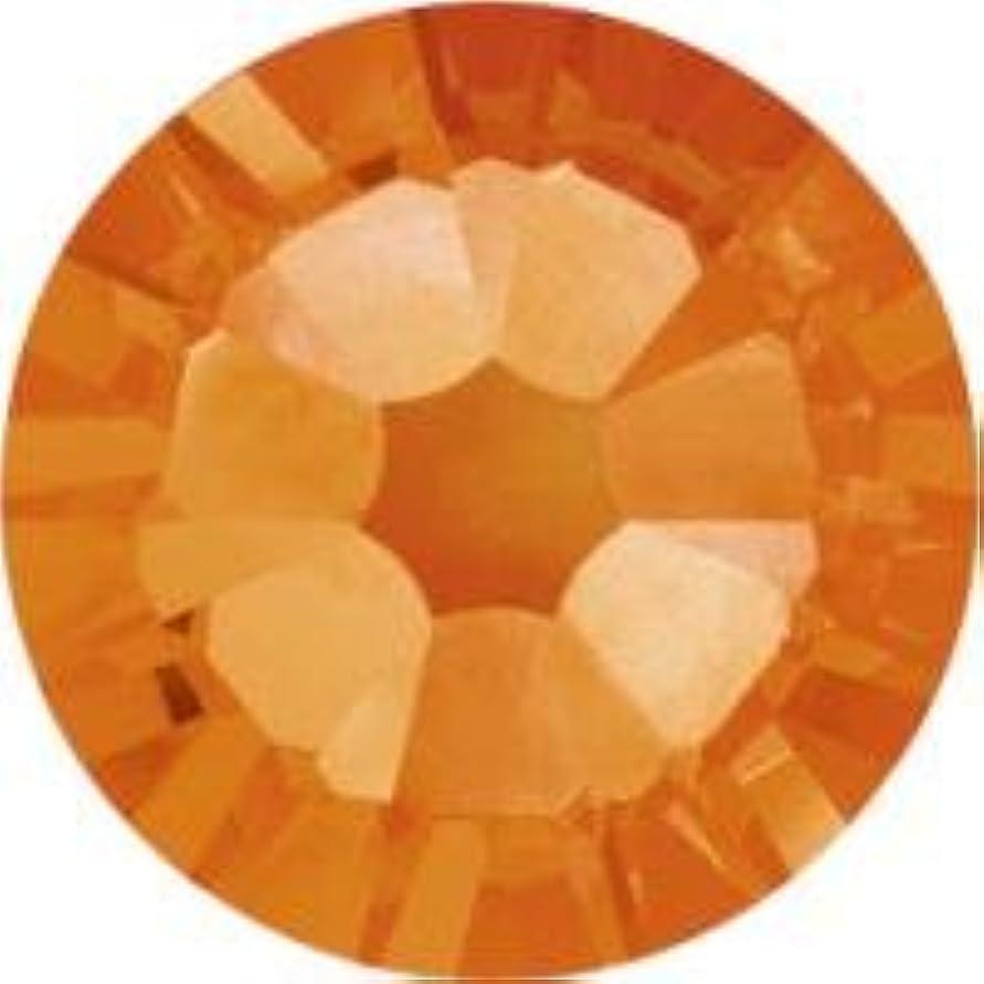 応じる突然のバスタブスワロフスキー(Swarovski) クリスタライズ ラインストーン 【ホットフィックス】布用スワロ (SS20(約5mm)20粒入, サン)