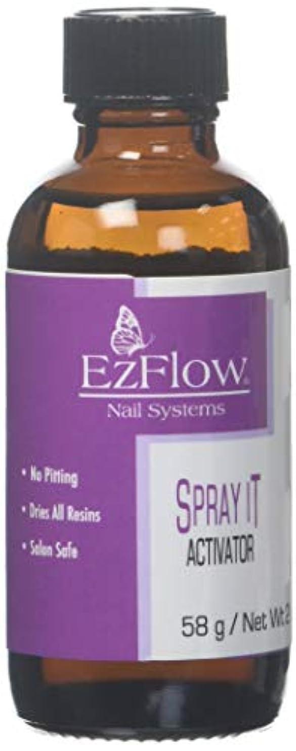 鎮痛剤塗抹ハンサム[EzFlow] 66032 スプレーイットアクティベーター 2 oz.