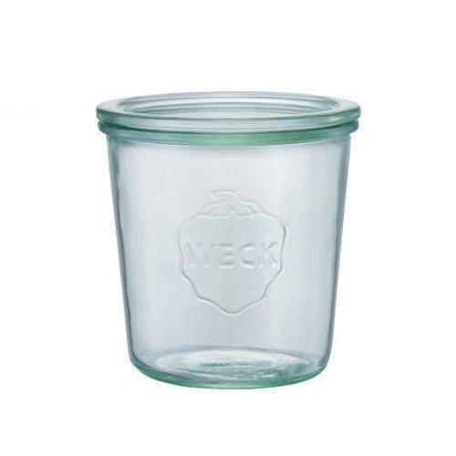 RoomClip商品情報 - WECK Mold Shape ガラスキャニスター 500ml WE-742