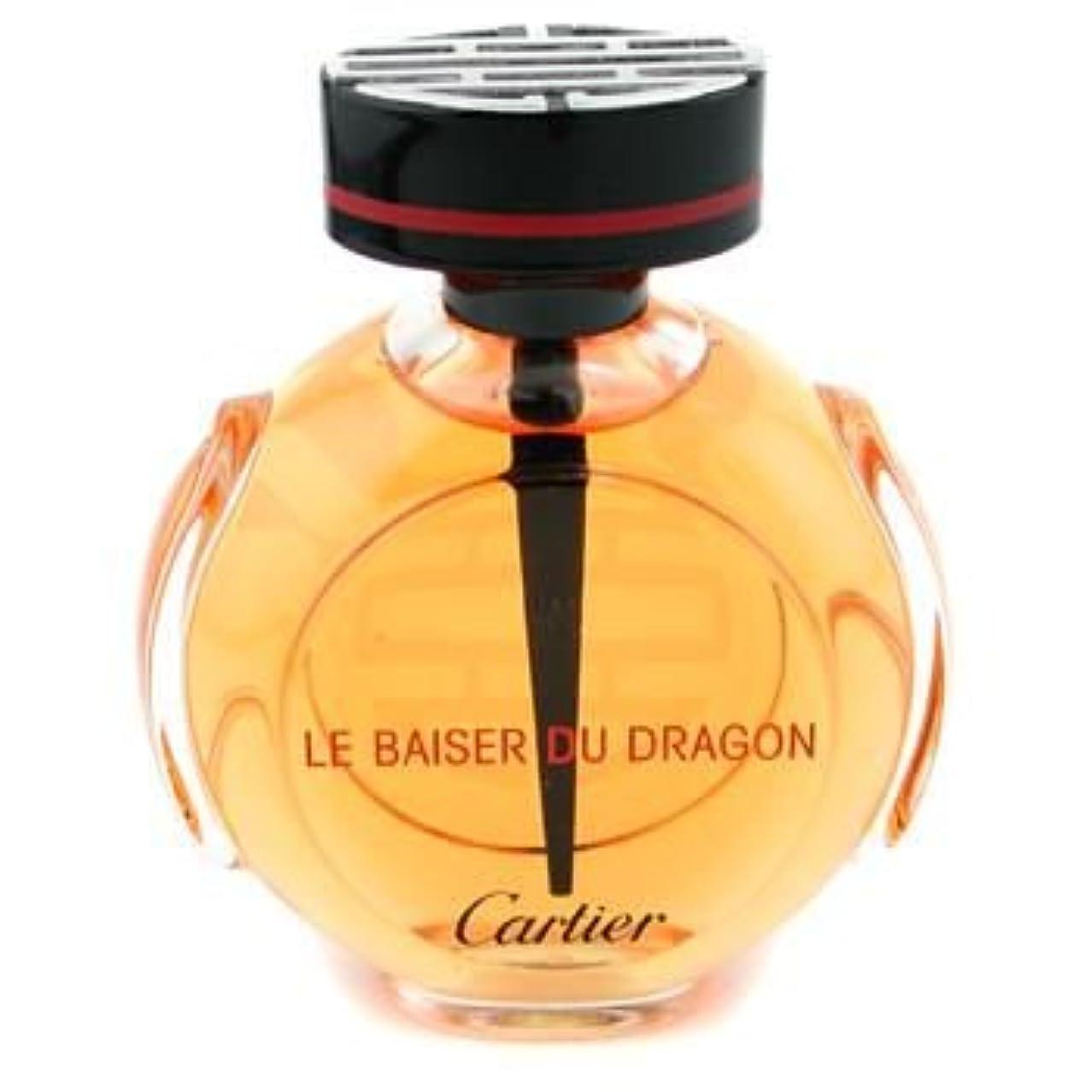 買い手フィードビームカルティエ Le Baiser Du Dragon Eau De Parfum Spray 100ml/3.3oz並行輸入品