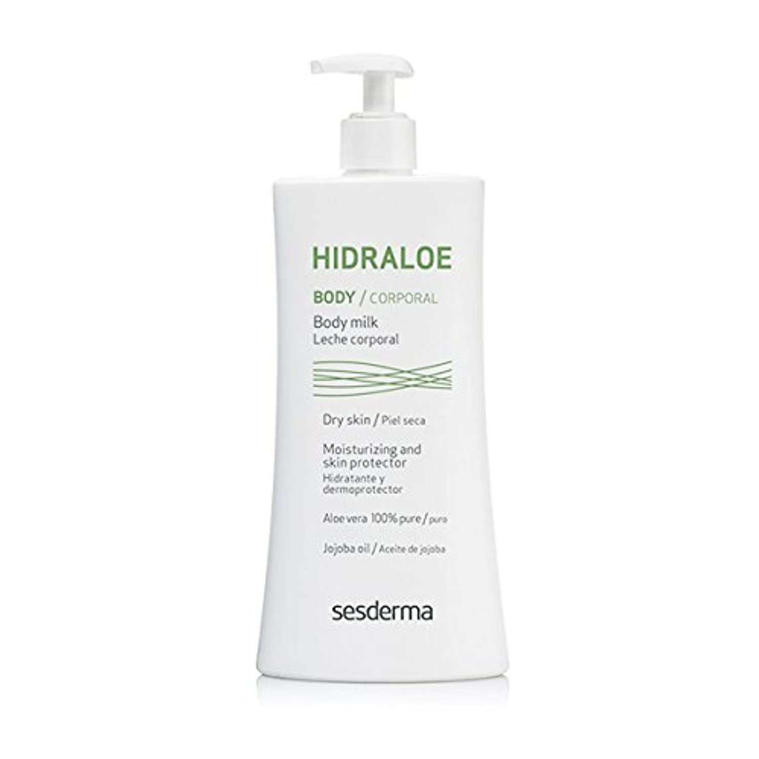 Sesderma Hidraloe Body Milk 400 Ml [並行輸入品]