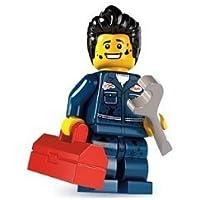 レゴ ミニフィグ【シリーズ6】 整備士