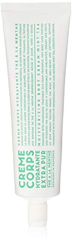スカーフ要求するアッティカスカンパニードプロバンス ボディークリーム ミントティー 100mL (全身用保湿 爽やかな香り)
