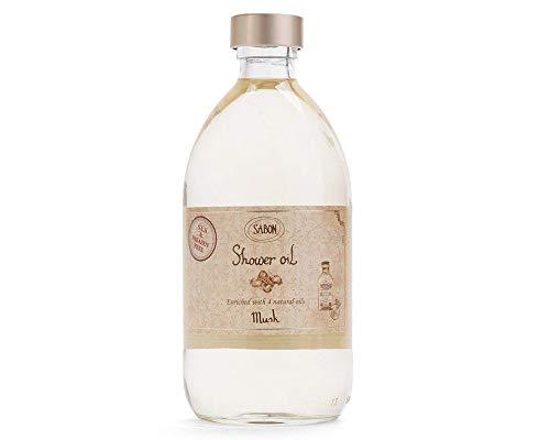 サボン SABON シャワーオイル ムスク 500ml ボディケア 保湿 潤い (香水/コスメ)