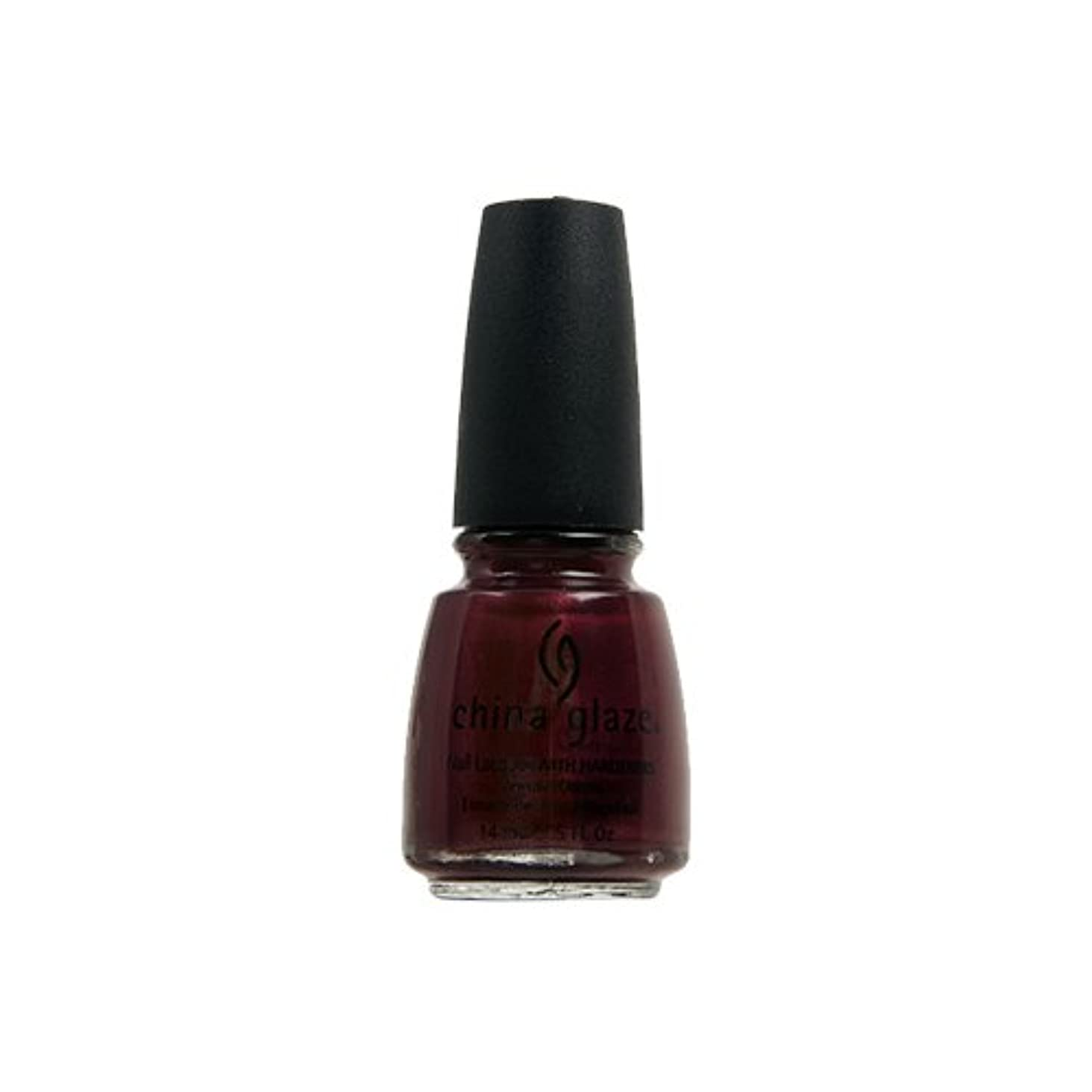 ハシー爪パイChina Glaze Nail Lacquer 087 Long Kiss 70257 (並行輸入品)