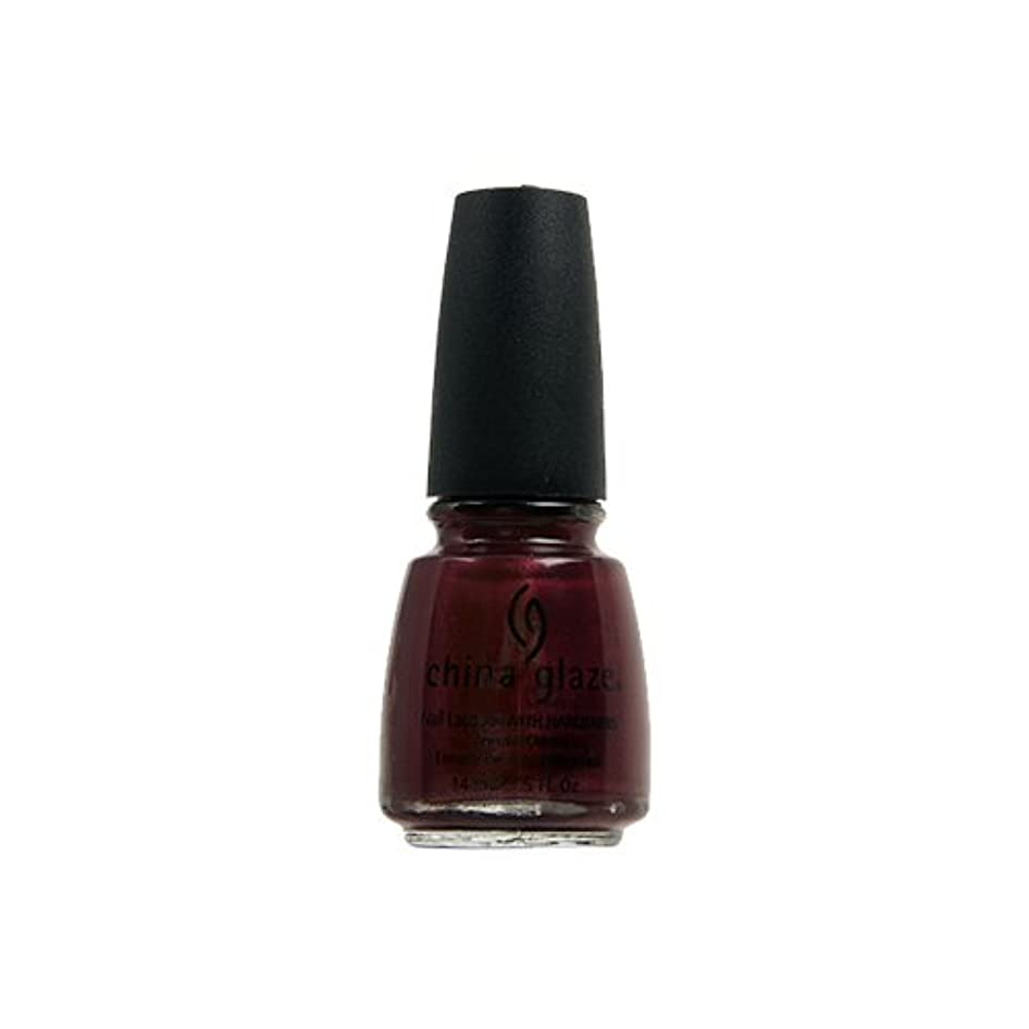 China Glaze Nail Lacquer 087 Long Kiss 70257 (並行輸入品)