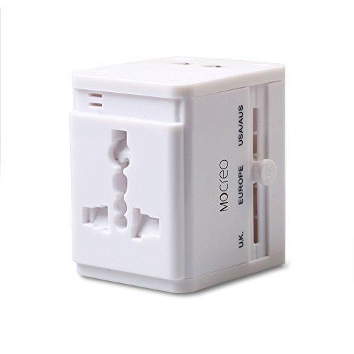 MOCREO®安全旅行充電器 海外旅行用変換プラグ