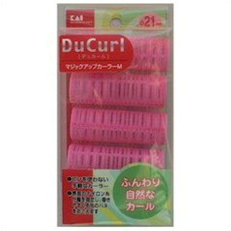粘り強い離す自然HC-0646 DuC マジックアップカーラーM 4P