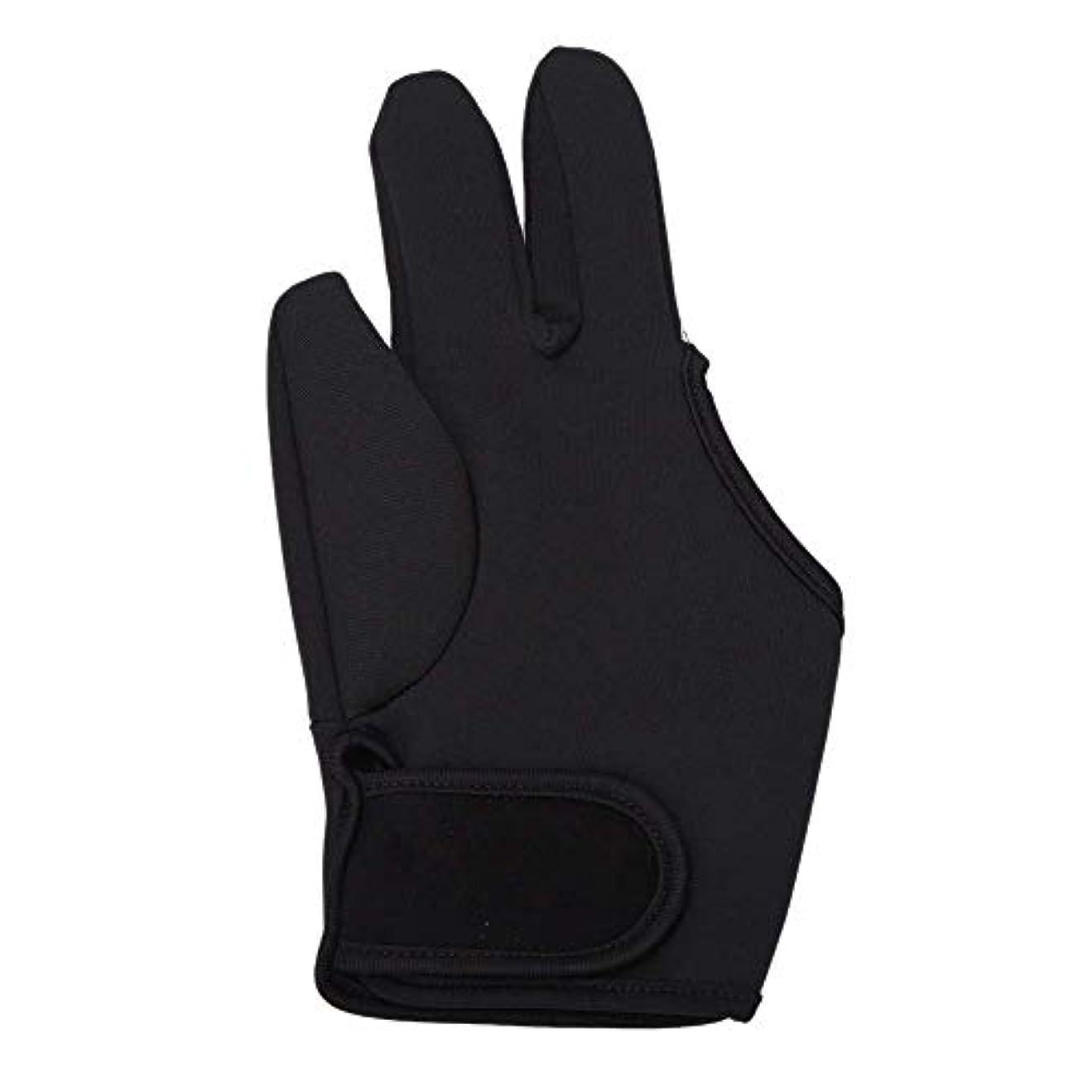 戦士深さリストTOOGOO 耐熱手袋ヘアスタイリングカーリングパーマカーリングワンドフラットアイアン3フィンガーグローブツール