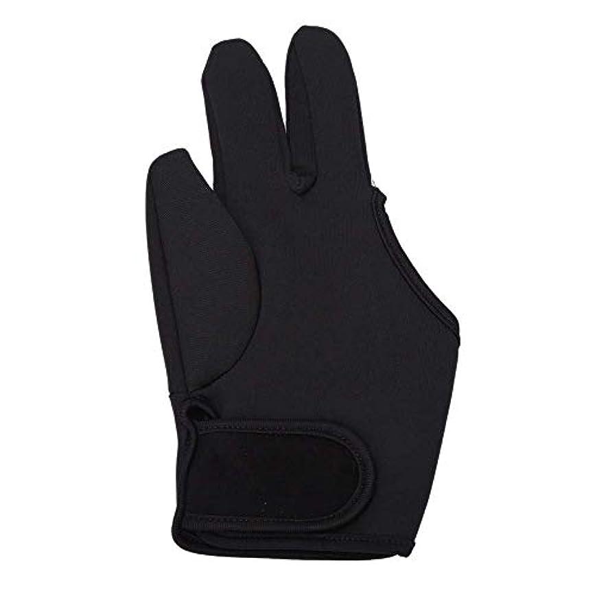 連邦鉛マトリックスTOOGOO 耐熱手袋ヘアスタイリングカーリングパーマカーリングワンドフラットアイアン3フィンガーグローブツール