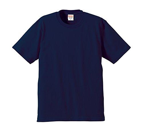 (ユナイテッドアスレ)UnitedAthle 6.2オンス プレミアム Tシャツ 594201 [メンズ] 086 ネイビー L