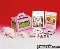 ロッタちゃんのおでかけBOX なかよしバムセつき [DVD]