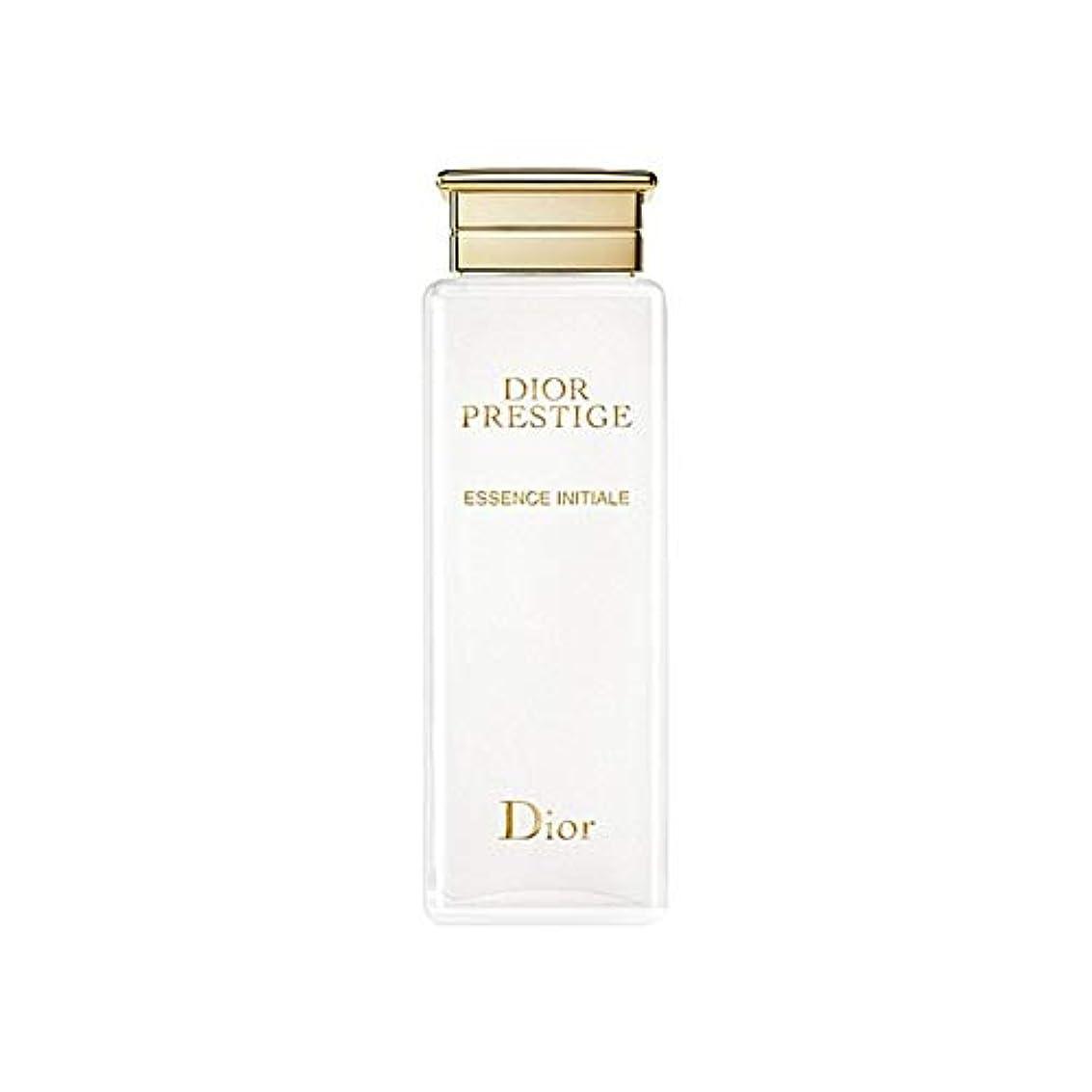 プリーツ失望忌まわしい[Dior] 血清200ミリリットルイニシャルディオールプレステージエッセンス - Dior Prestige Essence Initiale Serum 200ml [並行輸入品]