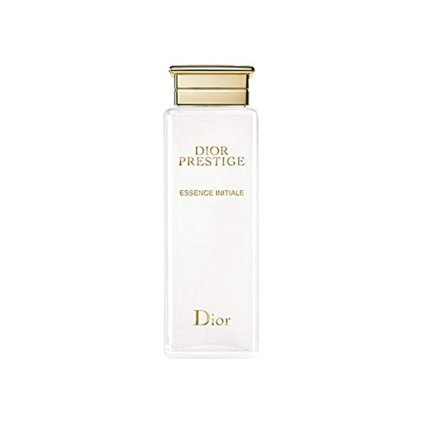 散文カテゴリー遵守する[Dior] 血清200ミリリットルイニシャルディオールプレステージエッセンス - Dior Prestige Essence Initiale Serum 200ml [並行輸入品]