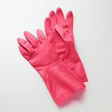 ダスキン天然ゴム手袋Мサイズ(5個セット)