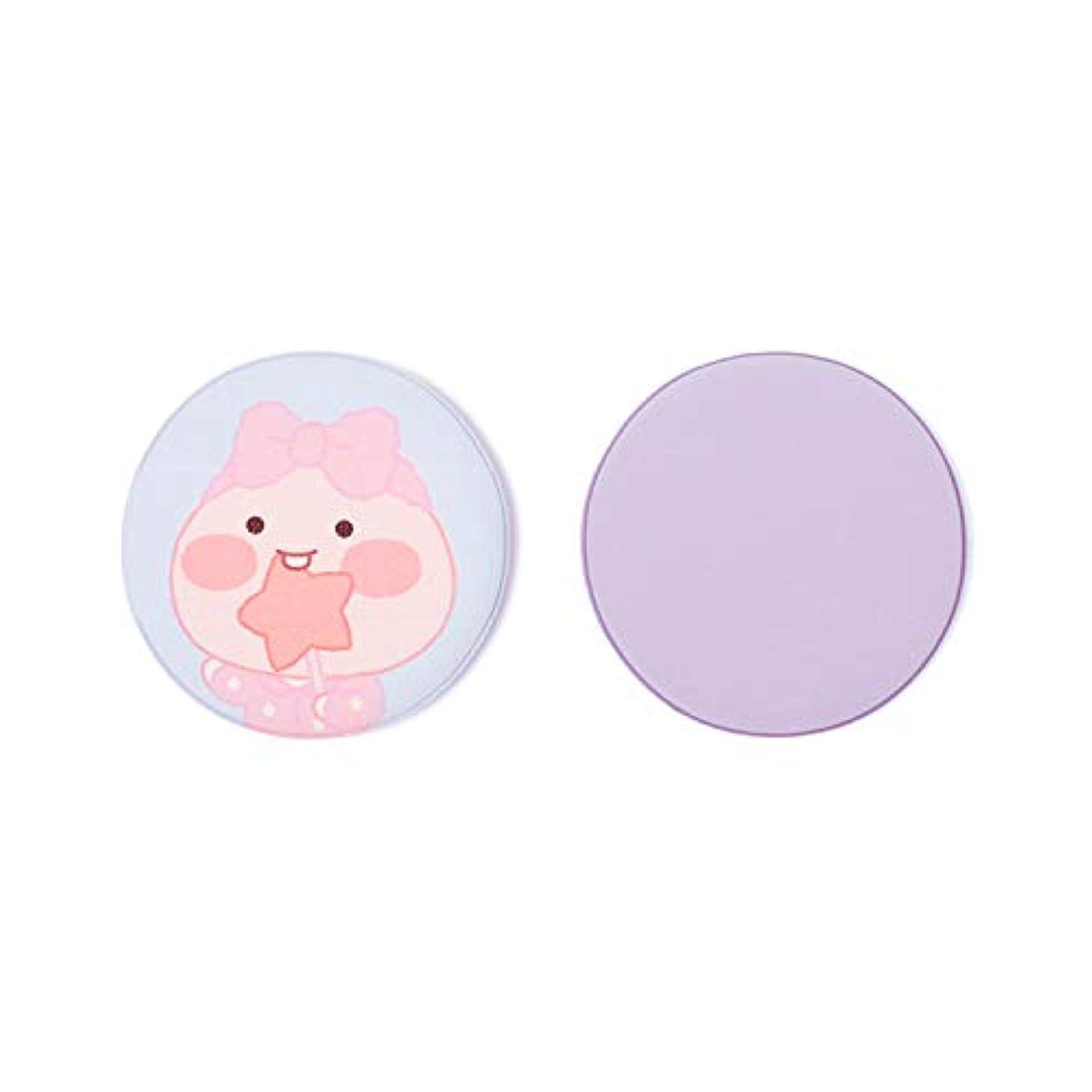 賢明なレタッチ実質的に[オフィシャル] カカオフレンズ - エアクッションンパフ2P KAKAO FRIENDS - Lovely Apeach Air Cushion Puff 2P (Lavender)