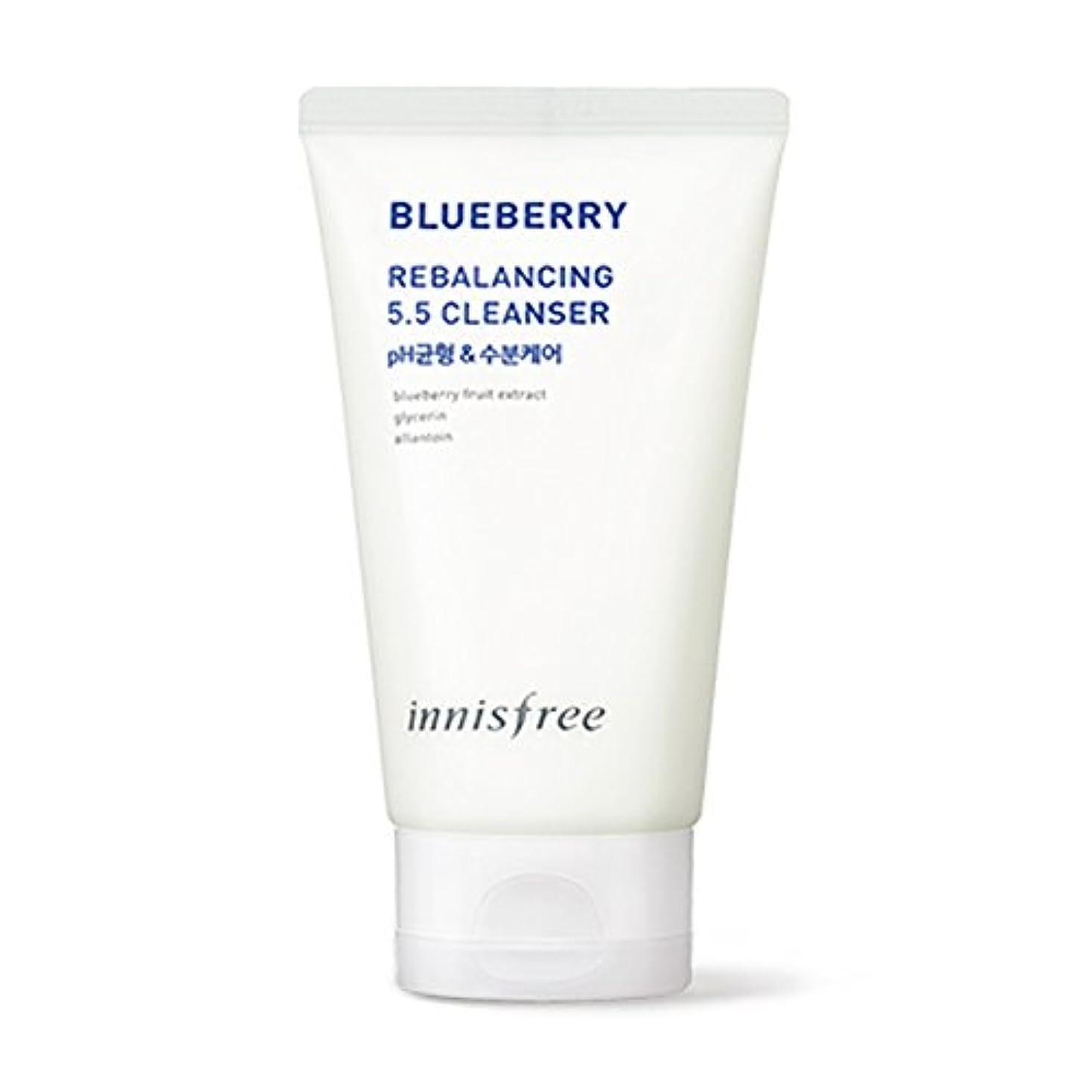 団結する肯定的バックグラウンドイニスフリーブルーベリーリバランシング5.5クレンザー100ml Innisfree Blueberry Rebalancing 5.5 Cleanser 100ml [海外直送品][並行輸入品]