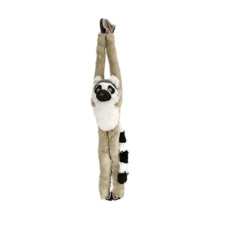 ワイルド リパブリック ぬいぐるみ ぶらさがり ワオキツネザル Hanging Monkeys 15261