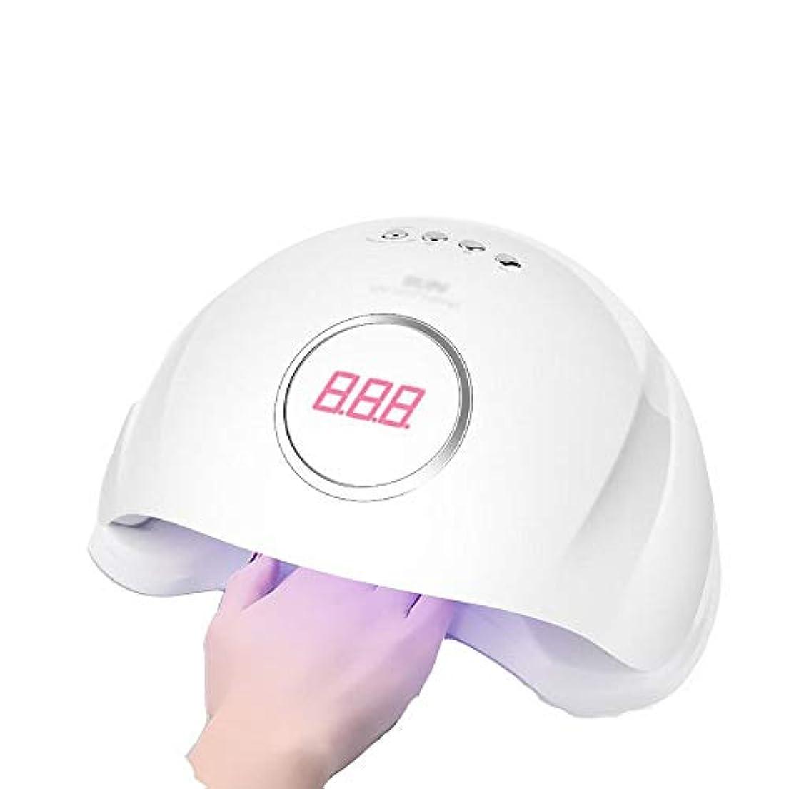YESONEEP 108Wネイル光線療法ランプLED無痛光線療法機10秒にすべての接着剤を乾燥させる (Size : 108W power)