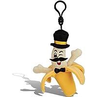 バナナの香り【 WhifferSniffers 】 エアーフレッシュナー 芳香剤 香る ぬいぐるみ アメリカンキャラクター キーホルダー