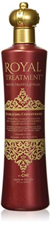 サンプルコンピューターゲームをプレイする艶CHI Royal Treatment Hydrating Conditioner (For Dry, Damaged and Overworked Color-Treated Hair) 355ml/12oz並行輸入品