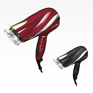 RoomClip商品情報 - テスコム SALONdeTESCOM プロテクトイオンヘアードライヤー ブラック TID2200-K