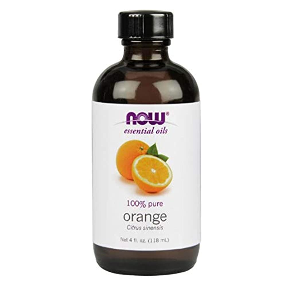 カウンターパート脱走タンクNow - Orange Oil 100% Pure 4 oz (118 ml) [並行輸入品]