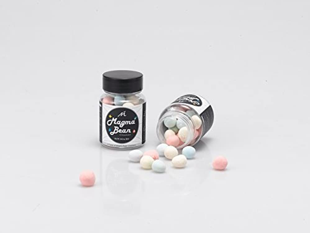 ポンプかごヒゲNMC マグマ ビーン ソリッド ソープ/Magma Bean Solid Soap (34g) [並行輸入品]