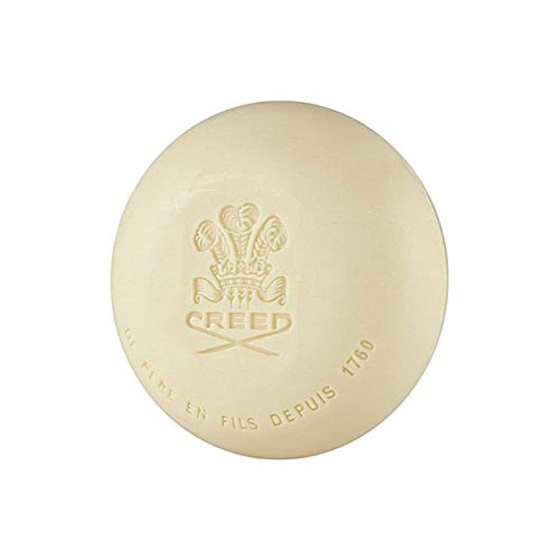 不要士気異常[Creed ] 信条元サンタル石鹸150グラム - Creed Original Santal Soap 150G [並行輸入品]