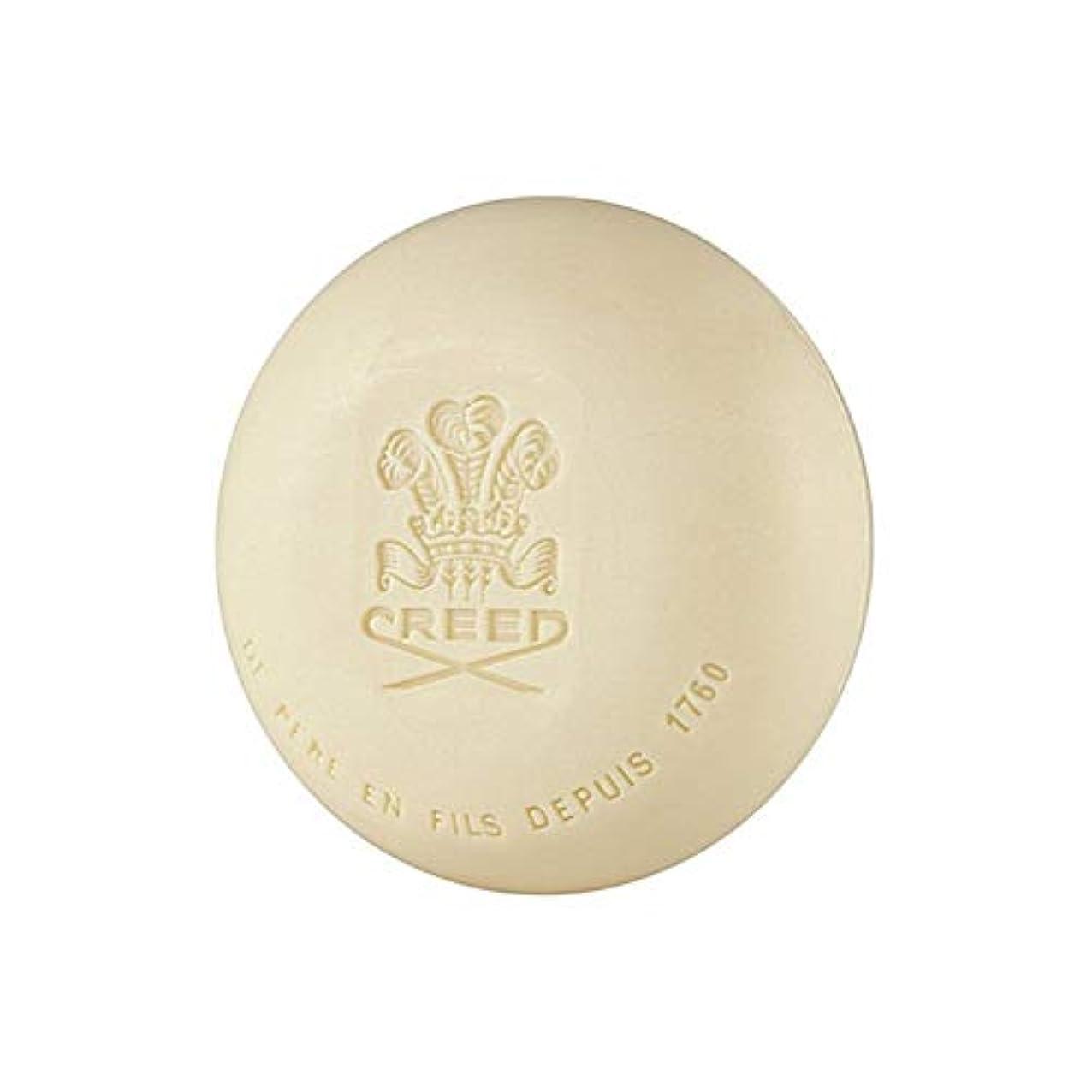 サーバントあいまいな頭[Creed ] 信条元サンタル石鹸150グラム - Creed Original Santal Soap 150G [並行輸入品]