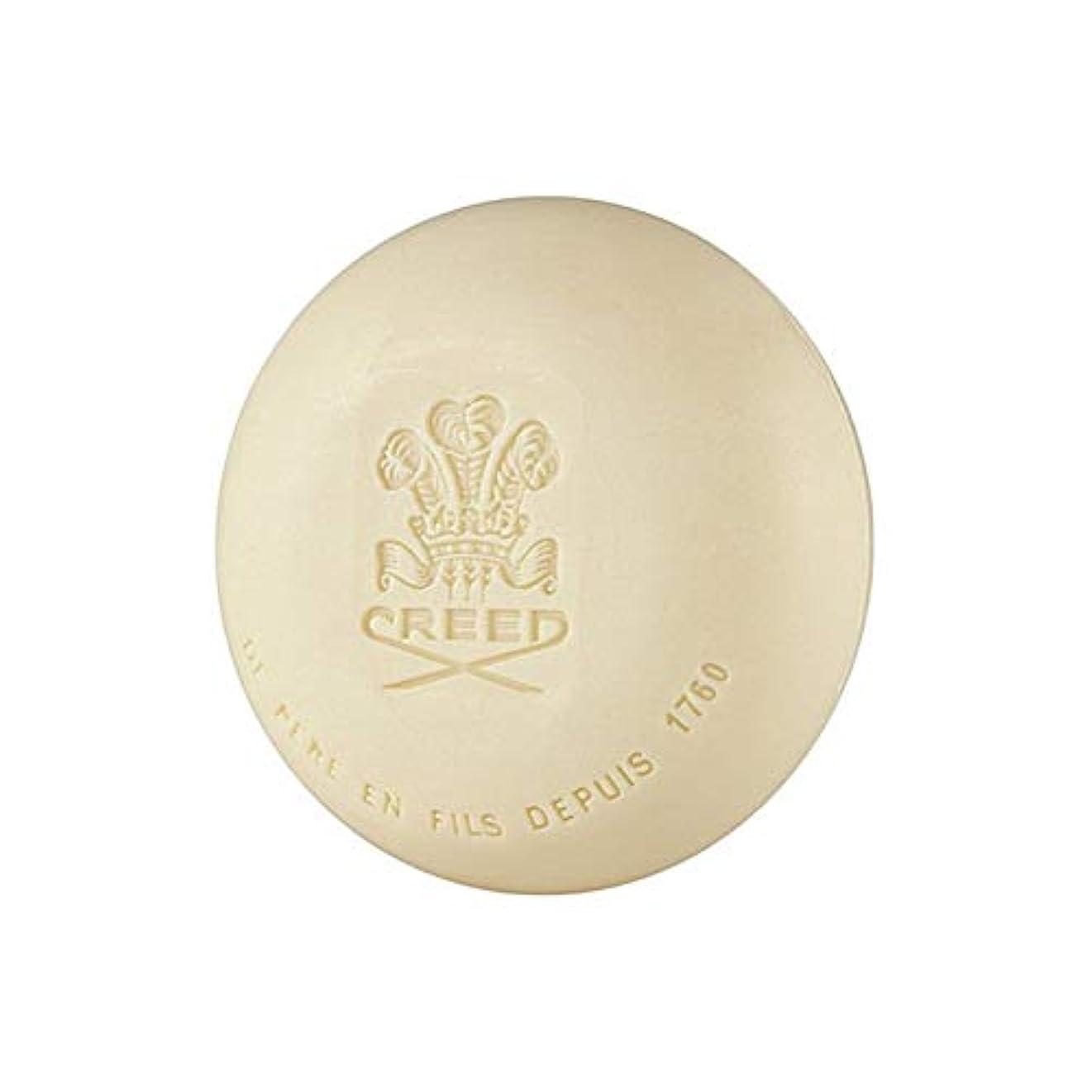 無能逮捕スロベニア[Creed ] 信条元サンタル石鹸150グラム - Creed Original Santal Soap 150G [並行輸入品]