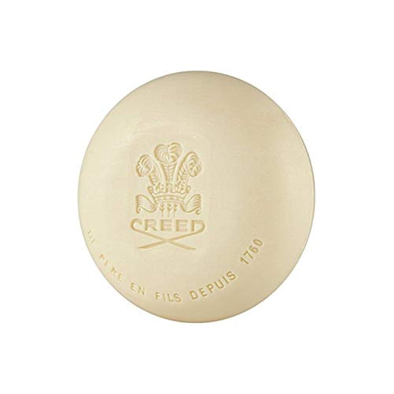 姿を消す食欲ピルファー[Creed ] 信条元サンタル石鹸150グラム - Creed Original Santal Soap 150G [並行輸入品]