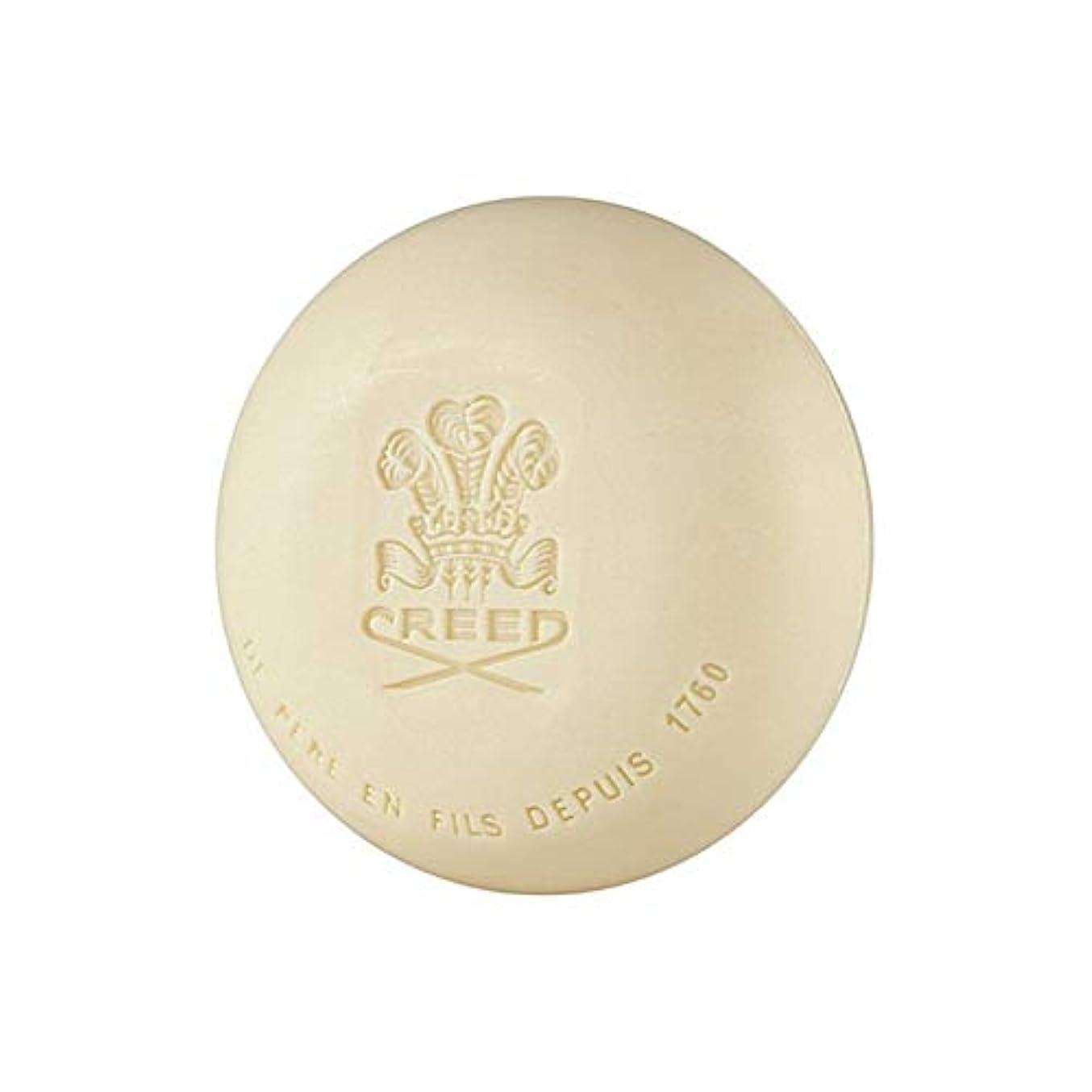 遡る直面する好き[Creed ] 信条元サンタル石鹸150グラム - Creed Original Santal Soap 150G [並行輸入品]