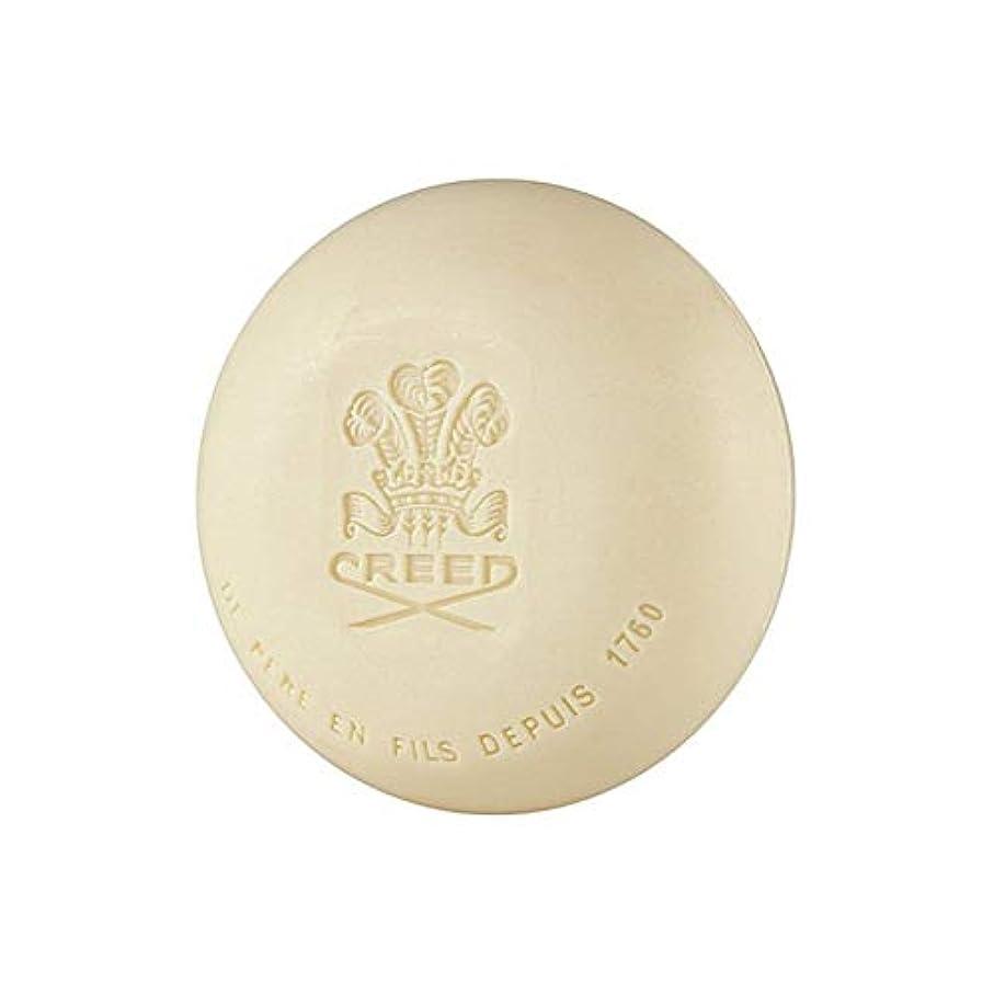 通知する調和のとれたボックス[Creed ] 信条元サンタル石鹸150グラム - Creed Original Santal Soap 150G [並行輸入品]