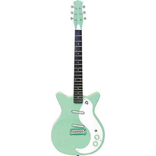 Danelectro エレキギター 59M FACTORY SPEC N.O.S.+ シーフォームグリーン