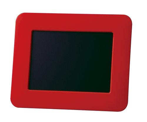 SANYO デジタルフォトフレーム 5V型液晶 レッド LVF-PF51(R)