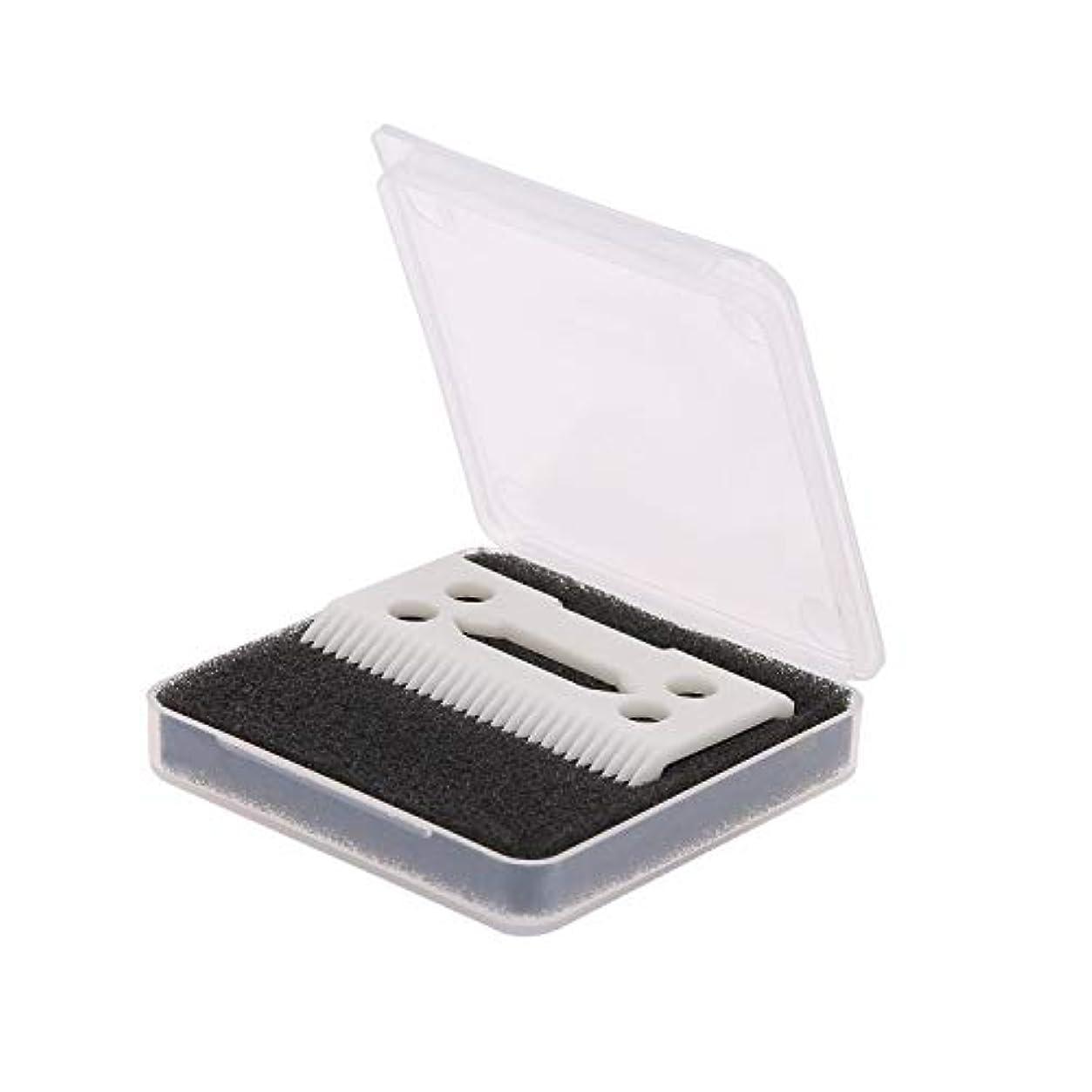 インゲンスキル掻くDecdeal シェーバー交換ヘッド 互換性のあるバリカンセラミックヘッド交換ヘッドヘアトリマーヘッド