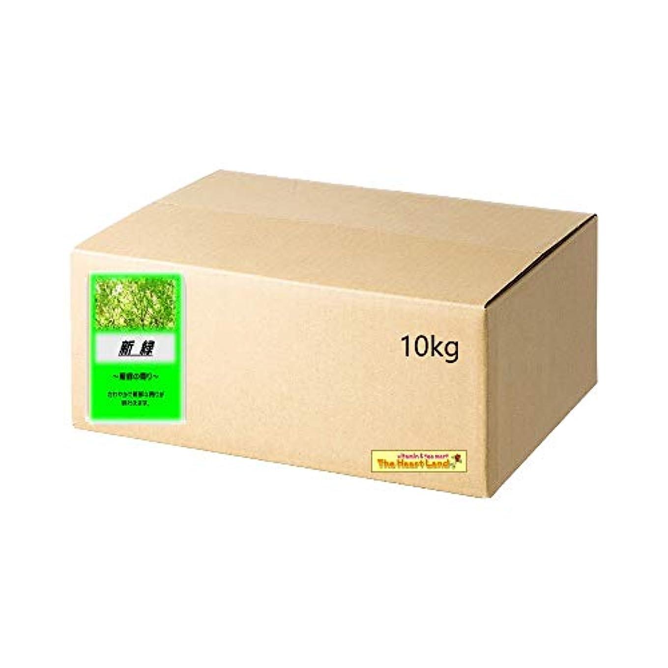 アサヒ入浴剤 浴用入浴化粧品 新緑 10kg