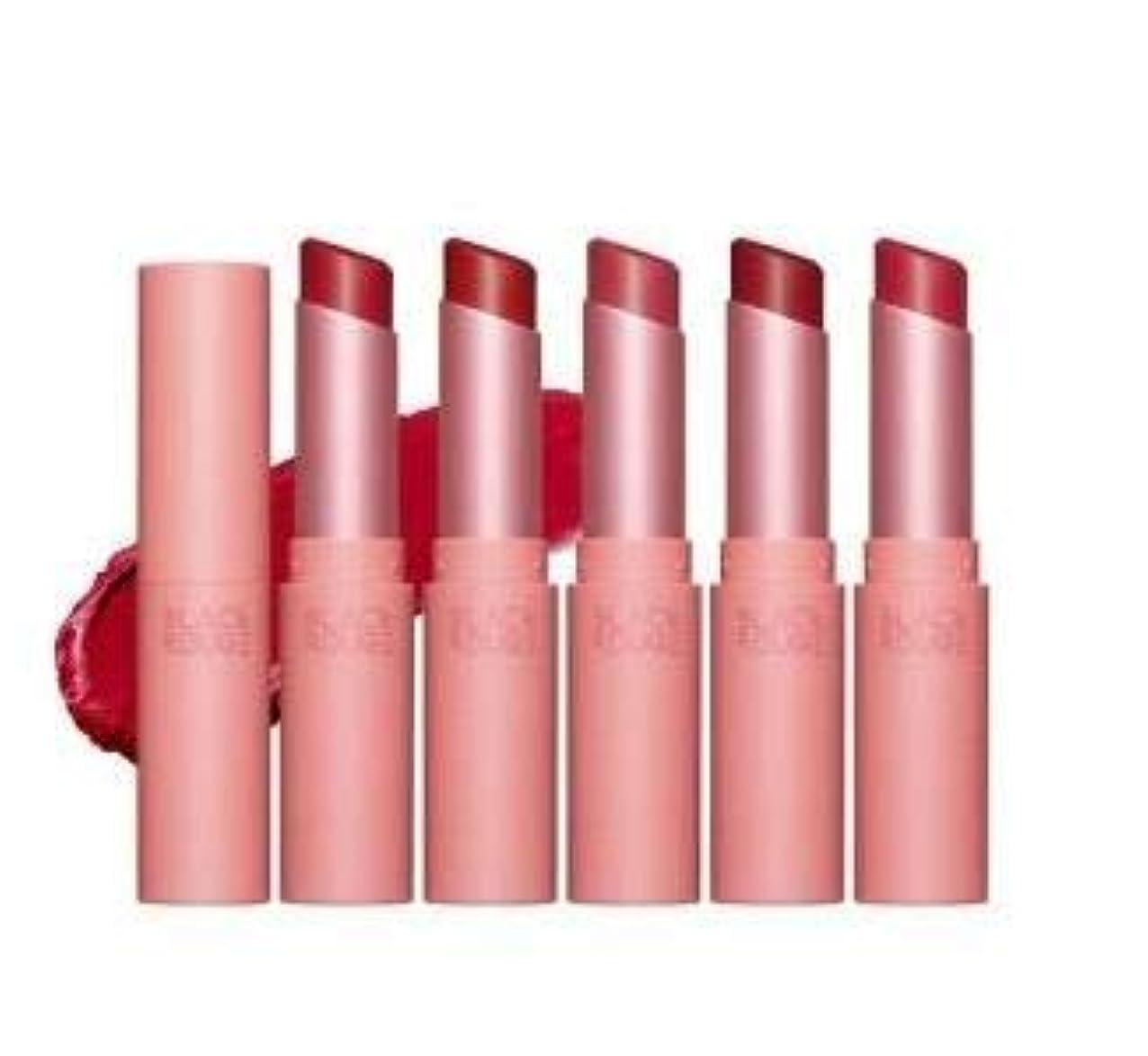 簡潔な建物コンピューターを使用するBlack Rouge Velvet Lip Stick (R01 Rose Rose) ブラックルージュ ベルベット リップスティック [並行輸入品]