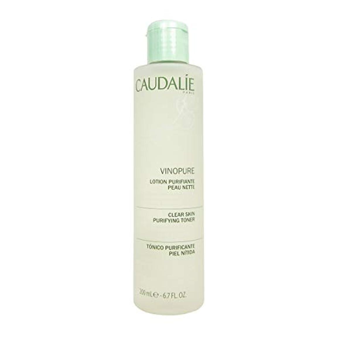 パノラマタック強制Caudalie Vinopure Clear Skin Purifying Toner 200 Ml [並行輸入品]