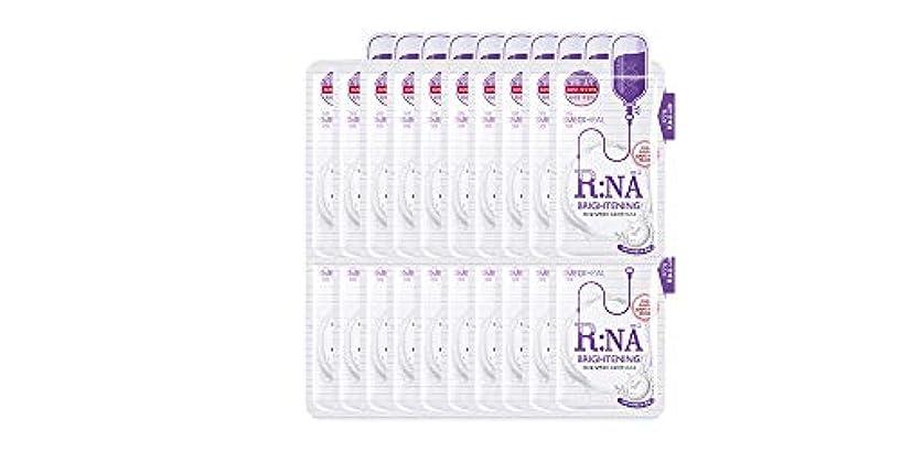 宙返りモディッシュ南西MEDIHEAL/メディヒール/RNA Brightening Proatin Mask 20EA / R:NA プロアチン マスク 20枚セット (日本国内発送)
