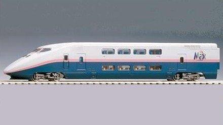 TOMIX Nゲージ E1系 上越新幹線 Max 新塗装 基本セット 92834 鉄道模型 電車
