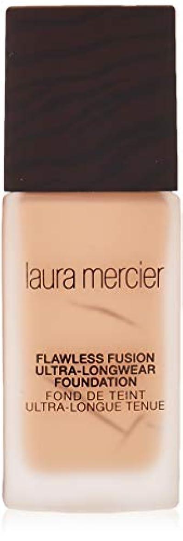 シマウマ達成忌避剤Laura Mercier Flawless Fusion Ultra-Longwear Foundation - Cashew 1oz (29ml)